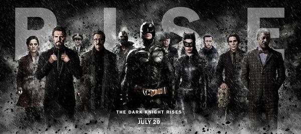 Dark knight rises cast 2